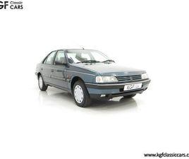 1993 PEUGEOT 405 2.0 GRI 4DR AUTO