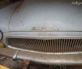 SIMCA ARONDE P60 - 1961