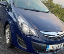141 OPEL CORSA 1.0L PETROL FOR SALE IN LAOIS FOR €6500 ON DONEDEAL