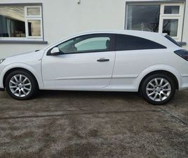 2010 OPEL ASTRA GTC SPORTIVE VAN ~JUST CVRT'D~ FOR SALE IN MAYO FOR €3,750 ON DONEDEAL
