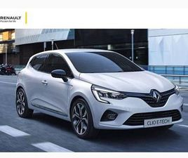 RENAULT CLIO E- HYBRID 1.6 AUTO FROM 26305 INC G FOR SALE IN CARLOW FOR €26,305 ON DONEDEA