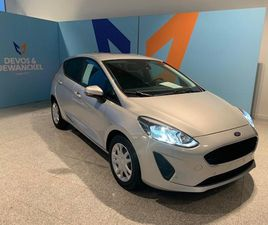 FORD FIESTA 1.0I ECOBOOST CONNECTED 125PK AUTOMAAT 543183