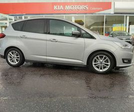 FORD C-MAX ZETEC, 2017 FOR SALE IN CORK FOR €14,950 ON DONEDEAL