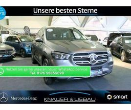 MERCEDES-BENZ GLE 350 D 4MATIC PANO-DACH*MULTILED*AHK*WIDESCRE