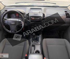2013 ISUZU DMAX 100 BİN KM DE HATASIZ HASARSIZ FULL ISUZU D-MAX 2.5 ÇIFT KABIN 4X2