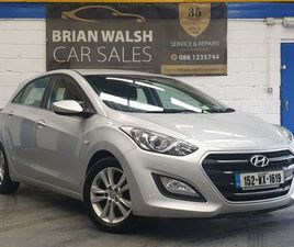 HYUNDAI I30, 2015 FOR SALE IN LAOIS FOR €11,950 ON DONEDEAL