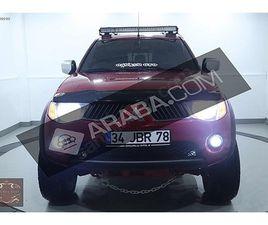 ONURLU OTO DAN HATASIZ SUPER SELECT 4WD L200 MITSUBISHI L 200 4X4 INTENSE