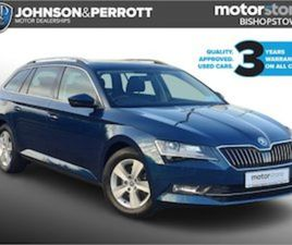 SKODA SUPERB 1.6TDI 120HP AUTO ESTATE SUNROOF (TH FOR SALE IN CORK FOR €19900 ON DONEDEAL
