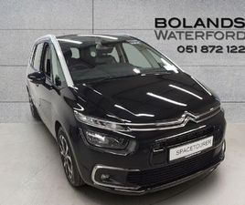 CITROEN GRAND C4 SPACETOURER GRAND SPACETOURER FR FOR SALE IN WATERFORD FOR €38,524 ON DON
