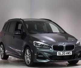 BMW 2 SERIES GRAN TOURER 220D XDRIVE M SPORT GRAN TOURER 2.0 5DR
