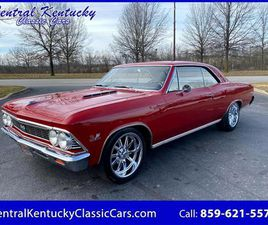 FOR SALE: 1966 CHEVROLET CHEVELLE IN PARIS , KENTUCKY