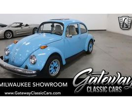 FOR SALE: 1975 VOLKSWAGEN BEETLE IN O'FALLON, ILLINOIS