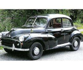 OTHER MORRIS MINOR FOR MORE ... LIMOUSINE