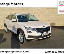 SKODA KODIAQ STYLE 2.0 TDI 150HP DSG 4DR AUTO FOR SALE IN WESTMEATH FOR €33,950 ON DONEDEA