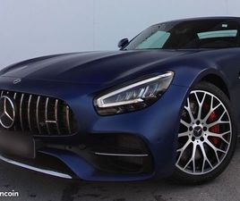 AMG GTS ROADSTER 522CH FULL OPTIONS