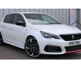2017 PEUGEOT 308 1.6 THP GTI 270 BY PS - £15,795