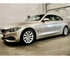 BMW 4 COUPE 420 D AUTO LEATHER/NAVI/SUN ROOF/...