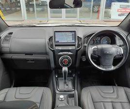 2020 ISUZU D-MAX 1.9TD BLADE AUTO - £34,194