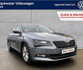 SKODA SUPERB SKODA SUPERB STYLE 2.0TDI 150HP WITH FOR SALE IN CORK FOR €29995 ON DONEDEAL
