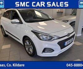 HYUNDAI I20 DELUXE 5DR FOR SALE IN KILDARE FOR €18450 ON DONEDEAL