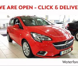 OPEL CORSA SE 1.3CDTI 95PS S/S 5DR FOR SALE IN WATERFORD FOR €11595 ON DONEDEAL