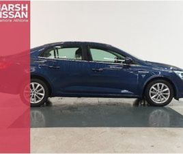 RENAULT MEGANE IV GRAND COUPE DYNAMIQUE N 4DR FOR SALE IN WESTMEATH FOR €15995 ON DONEDEAL