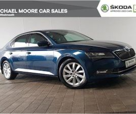 SKODA SUPERB STYLE 2.0TDI 150BHP 5DR FOR SALE IN WESTMEATH FOR €25950 ON DONEDEAL