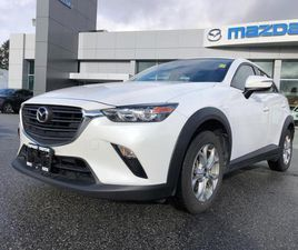 USED 2019 MAZDA CX-3 GS AWD BC'S BEST CX-3 SELECTION