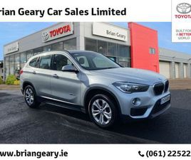 BMW X1 SDRIVE18D SDRIVE 18D SE ZAX1 4DR SDR FOR SALE IN LIMERICK FOR €22,450 ON DONEDEAL