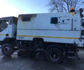 DAF 55 EURO 6 ROAD SWEEPER FOR SALE IN LOUTH FOR € ON DONEDEAL