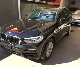 BMW X3 2.0 SDRIVE20IA AT