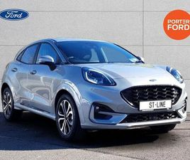 FORD PUMA ST LINE 1.5 TDCI 125HP FOR SALE IN SLIGO FOR €UNDEFINED ON DONEDEAL