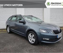 SKODA OCTAVIA ESATE AMBITION 1.6 TDI 115 BHP FOR SALE IN KERRY FOR €18950 ON DONEDEAL