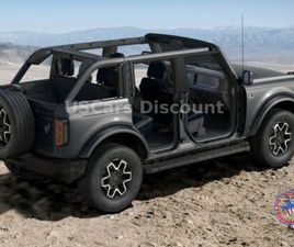 FORD 2021 BRONCO OUTER BANKS 4TÜR 2.3L ANKUNFT AUGUST