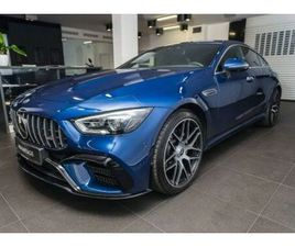 MERCEDES-BENZ AMG GT 43 4MATIC+/AIRMATIC/V8 STYLING