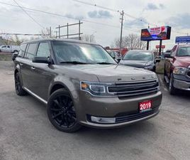 2019 FORD FLEX V6 CY BACK-UP CAM NAV LEATHER BLUETOOTH AND MORE