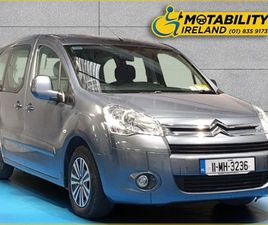 CITROEN BERLINGO MULTISPACE M/SPACE WHEELCHAIR CAR FOR SALE IN MEATH FOR €9,995 ON DONEDEA