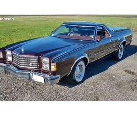 FORD RANCHERO SQUIRE BROUGHAM 1979