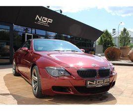 BMW SERIE 6 M6A CABRIO