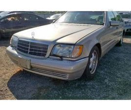 FOR SALE: 1997 MERCEDES-BENZ S320 IN CADILLAC, MICHIGAN