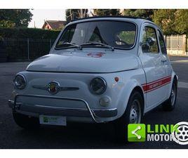 VENDO FIAT 500 ABARTH DEL 1971 POCHISSIMI CHILOMETRI