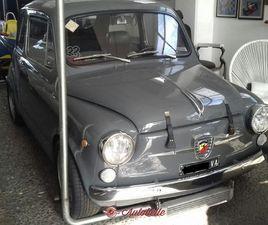 VENDO FIAT 600 D FANALONA REPLICA ABARTH 1000