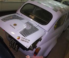 VENDO FIAT 600 REPLICA ABARTH 1000