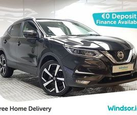 NISSAN QASHQAI TEKNA 1.3 DIG-T 140 START/STOP FOR SALE IN DUBLIN FOR €29,995 ON DONEDEAL