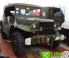 VENDO DODGE T 214 WC 57 ANNO 1943