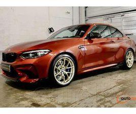 BMW M2 COMPETITION DKG - 19K M PERFORMANCE CARBON PARTS! - € 56.500 À VENDRE
