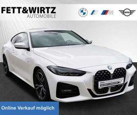 BMW 420 D XDRIVE COUPÉ M-SPORT HUD ACC STANDHZ MEMORY