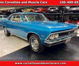 1966 CHEVROLET CHEVELLE AMERICAN MUSCLE CAR