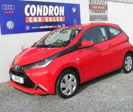 TOYOTA AYGO 1.0 VVT-I X-PLAY ( 181 REG ) FOR SALE IN CARLOW FOR €9,950 ON DONEDEAL