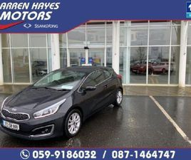 KIA PRO CEED 1.6 CRDI 134BHP 6-SPEED MANUAL ISG 2 FOR SALE IN CARLOW FOR €16,445 ON DONEDE